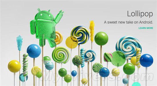 32位/64位Android5.0系统正式发布