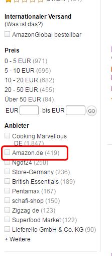 德国亚马逊如何筛选自营产品,如何查看能否直邮中国-2